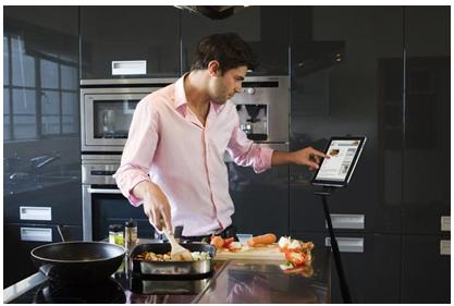 aplicaciones de cocina