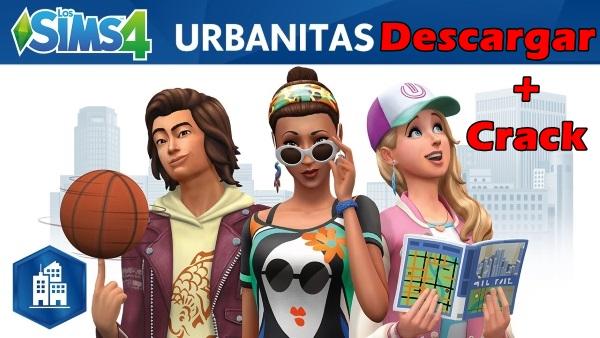 descargar los sims 4 urbanitas crack