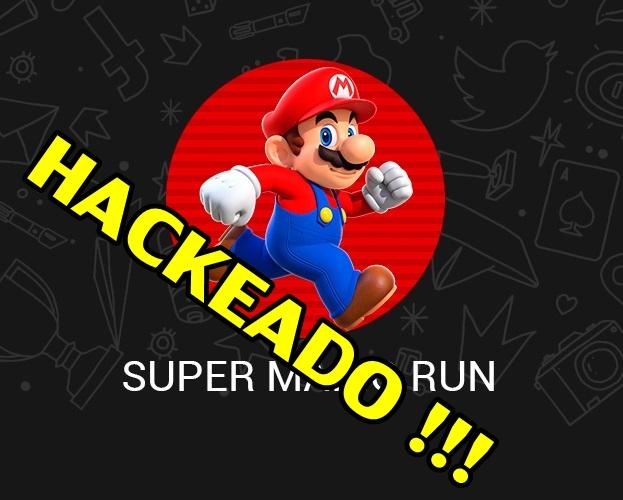hack super mario