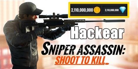 hackear sniper 3d assassin