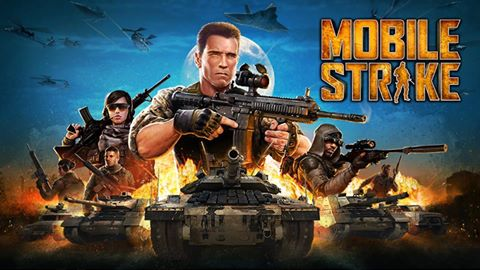 Hackear Mobile Strike