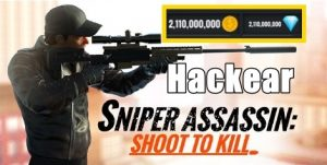 hackear sniper 3d assassin