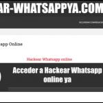 hackear whatsapp online